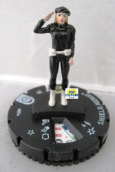 Heroclix Nick Fury Agent of Shield 007a SHIELD Recruit