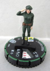 Heroclix Nick Fury Agent of Shield 007b Peggy Carter