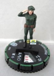 Heroclix Nick Fury Agent of Shield 007b Peggy Carter