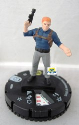Heroclix Nick Fury Agent of Shield 008a SHIELD Paranormal Investigator