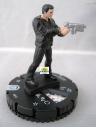 Heroclix Nick Fury Agent of Shield 012 Agent Ward