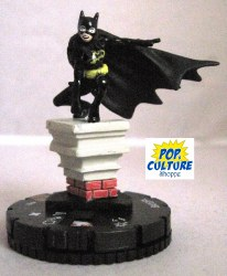 Heroclix No Man's Land 002 Batgirl