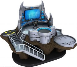 Heroclix No Man's Land R200 The Batcave