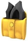 Heroclix No Man's Land S106 Handcuffs