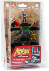 Heroclix Original Avengers Fast Forces Set
