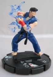 Heroclix Street Fighter 002 Ryu