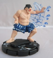 Heroclix Street Fighter 006 E. Honda
