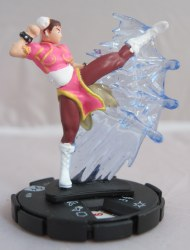 Heroclix Street Fighter 008 Chun-Li