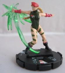 Heroclix Street Fighter 009 Cammy