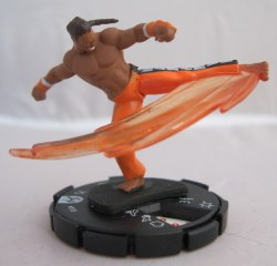 Heroclix Street Fighter 010 Dee Jay