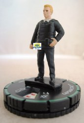 Heroclix Superior Foes of Spider-Man 003b Captain Stacy