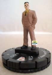 Heroclix Superior Foes of Spider-Man 006 J. Jonah Jameson