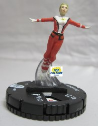 Heroclix Superman and Legion of S.H. 002 Saturn Girl