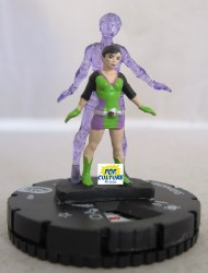 Heroclix Superman and Legion of S.H. 007 Shrinking Violet