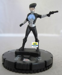 Heroclix Superman and Legion of S.H. 013 Ladytron