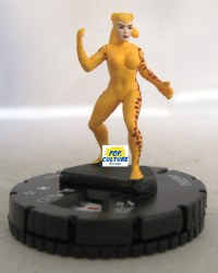 Heroclix Superman and Legion of S.H. 017a Cheetah