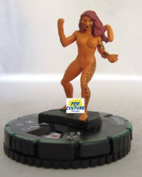 Heroclix Superman and Legion of S.H. 017b Cheetah