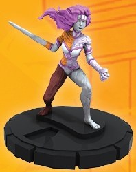 Heroclix Superman 016 Element Woman