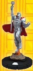 Heroclix Superman 018 Steel