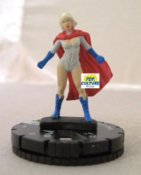Heroclix Superman Wonder Woman 011 Power Girl