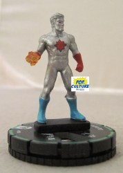 Heroclix Superman Wonder Woman 013b Captain Atom Prime