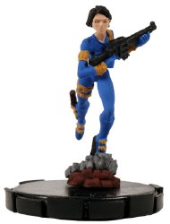 Heroclix Sinister 005 Shield Sniper