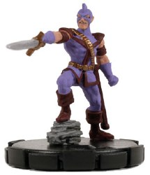 Heroclix Sinister 007 Swordsman