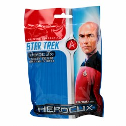 Heroclix Star Trek Next Generation Booster Pack