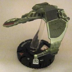 Heroclix Star Trek Tactics I 007 IKS Korinar