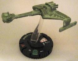 Heroclix Star Trek Tactics I 011 IKS Klothos