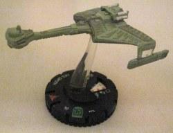 Heroclix Star Trek Tactics I 014 IKS Gr'oth