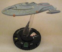 Heroclix Star Trek Tactics I 015 USS Voyager