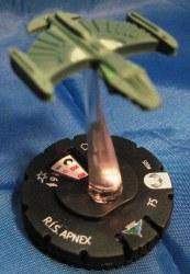 Heroclix Star Trek Tactics II 005 RIS Apnex