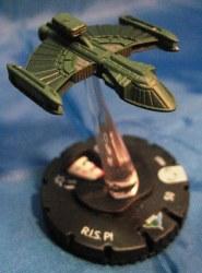 Heroclix Star Trek Tactics II 007 RIS Pi