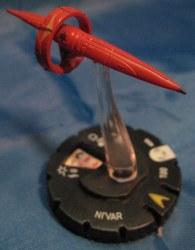 Heroclix Star Trek Tactics II 008 Ni'Var