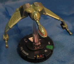 Heroclix Star Trek Tactics II 013 IKS Koraga