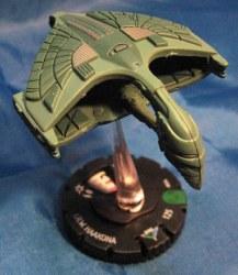 Heroclix Star Trek Tactics II 014 IRW Haakona