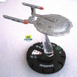 Heroclix Star Trek Tactics III 012 Enterprise