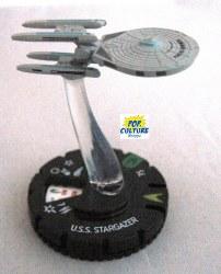 Heroclix Star Trek Tactics III 016 USS Stargazer