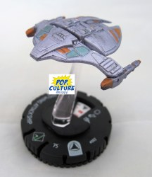 Heroclix Star Trek Tactics IV 002 3rd Wing Attack Ship