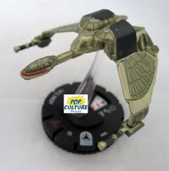 Heroclix Star Trek Tactics IV 005 IKS Pagh