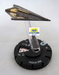 Heroclix Star Trek Tactics IV 006 Tholia One