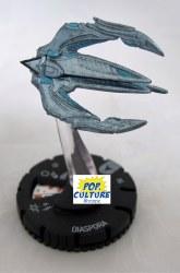 Heroclix Star Trek Tactics IV 007 Diaspora