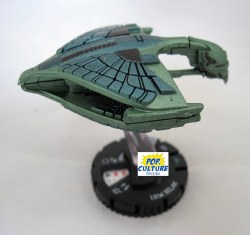 Heroclix Star Trek Tactics IV 011 IRW Belak