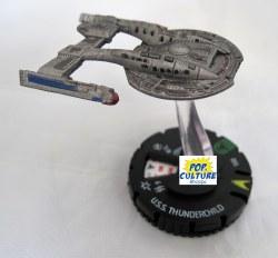 Heroclix Star Trek Tactics IV 013 USS Thunderchild