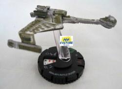 Heroclix Star Trek Tactics IV 017 Kohlar's Battle Cruiser