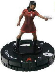 Heroclix Star Trek Tactics Away Team 004 Lt. Nyota Uhura