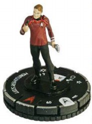 Heroclix Star Trek Tactics Away Team 005 Montgomery Scott