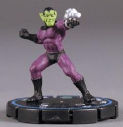 Heroclix Supernova 005 Skrull Warrior