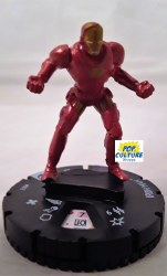 Heroclix Spider-Man Venom and Absolute Carnage 002 Iron Man
